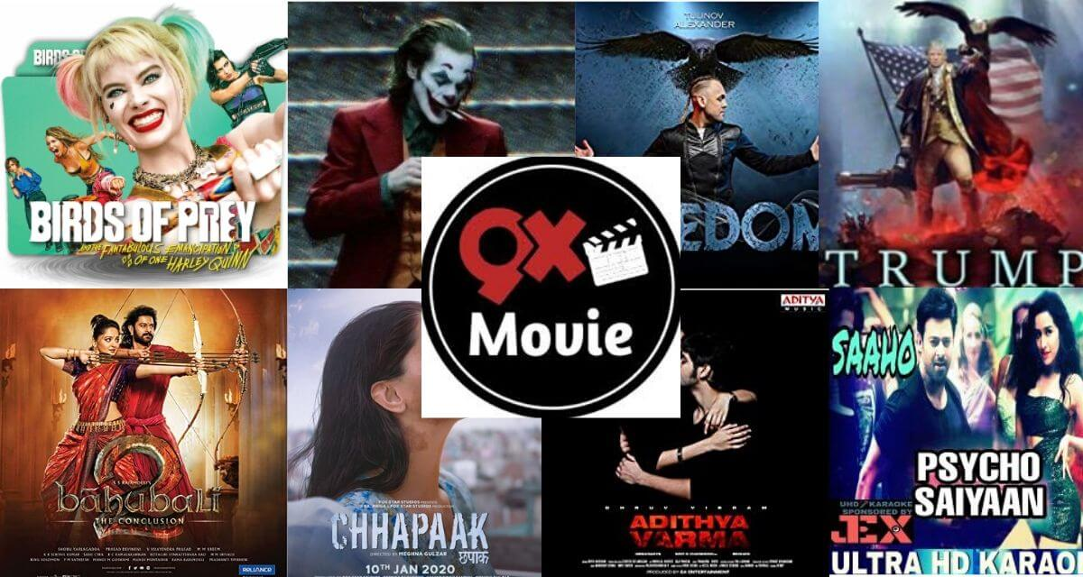 9XMovies: Watch Your Favorite Movies Online FREE in 2020