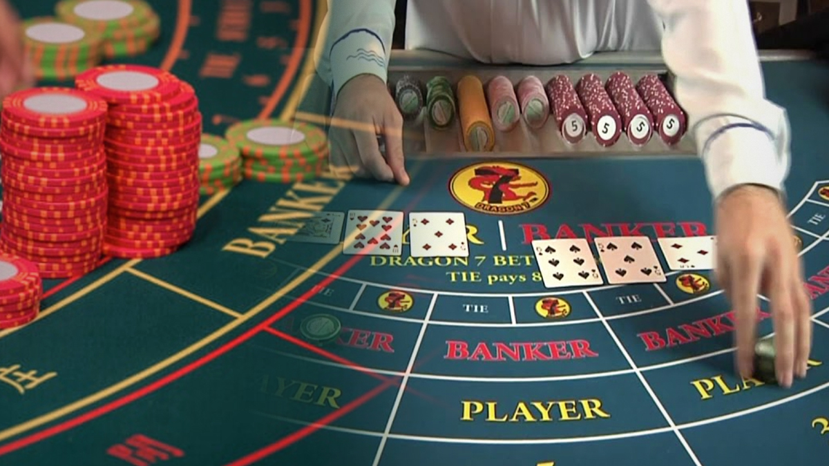 Learn How to Play Casino Baccarat - Best Gambling Baccarat Tips